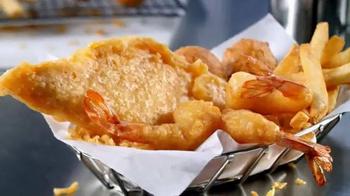 Long John Silver's Fish & Shrimp Basket TV Spot, 'Fish Fry' [Spanish] - Thumbnail 1