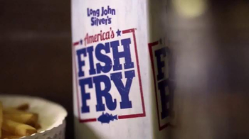 Long John Silver's Fish & Shrimp Basket TV Spot, 'Fish Fry' [Spanish] - Thumbnail 3