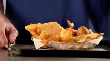 Long John Silver's Fish & Shrimp Basket TV Spot, 'Fish Fry' [Spanish] - Thumbnail 6