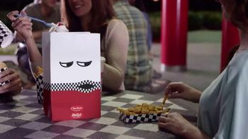 Checkers & Rally's Chicken Slider Box TV Spot, 'Los Clásicos' [Spanish]