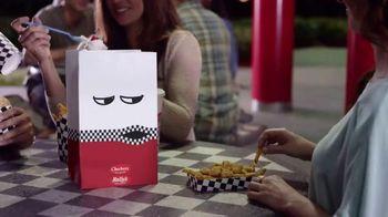 Checkers & Rally's Chicken Slider Box TV Spot, 'Los Clásicos' [Spanish]