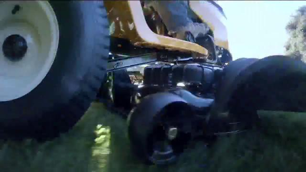 Cub Cadet XT Enduro Series TV Commercial, 'Experience Cub Cadet Strong'