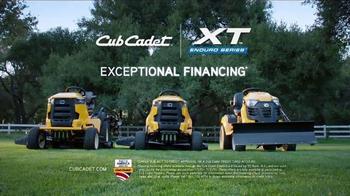 Cub Cadet XT Enduro Series TV Spot, 'Experience Cub Cadet Strong' - Thumbnail 10