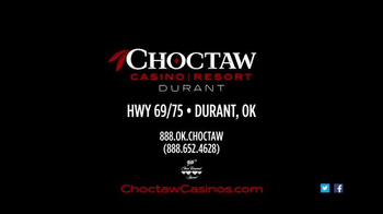 Choctaw Casinos TV Spot, 'More of the Extraordinary' - Thumbnail 6