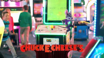 Chuck E. Cheese's Big Deal TV Spot, '250 Tickets Free' - Thumbnail 10