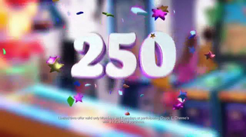 Chuck E. Cheese's Big Deal TV Spot, '250 Tickets Free' - Thumbnail 3