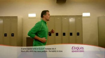 ELIQUIS TV Spot, 'Accept It' - Thumbnail 7