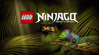 LEGO Ninjago: Masters of Spinjitzu TV Spot, 'Fly Into Action' - Thumbnail 1