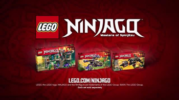 LEGO Ninjago: Masters of Spinjitzu TV Spot, 'Fly Into Action' - Thumbnail 10