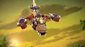 LEGO Ninjago: Masters of Spinjitzu TV Spot, 'Fly Into Action' - Thumbnail 2