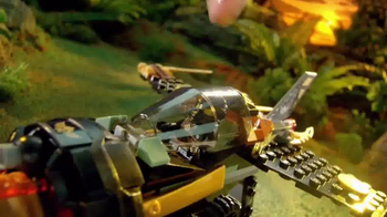 LEGO Ninjago: Masters of Spinjitzu TV Spot, 'Fly Into Action' - Thumbnail 4