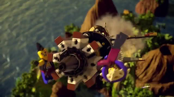 LEGO Ninjago: Masters of Spinjitzu TV Spot, 'Fly Into Action' - Thumbnail 9
