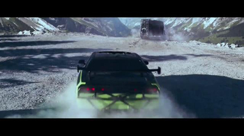 Dodge Challenger TV Spot, 'Furious 7: Flash to the Future' - Thumbnail 5