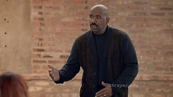 Strayer University TV Spot, \'A to Z\' Featuring Steve Harvey