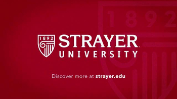 Strayer University TV Spot, 'A to Z' Featuring Steve Harvey - Thumbnail 10