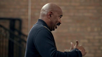 Strayer University TV Spot, 'A to Z' Featuring Steve Harvey - Thumbnail 3