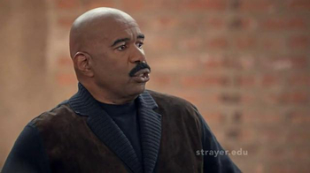 Strayer University TV Spot, 'A to Z' Featuring Steve Harvey - Thumbnail 5