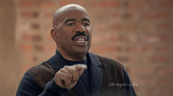 Strayer University TV Spot, 'A to Z' Featuring Steve Harvey - Thumbnail 6