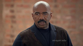 Strayer University TV Spot, 'A to Z' Featuring Steve Harvey - Thumbnail 7