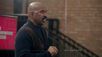 Strayer University TV Spot, 'A to Z' Featuring Steve Harvey - Thumbnail 8