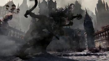 PlayStation Bloodborne TV Spot, 'The Hunt Begins'