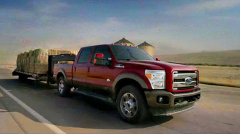 Ford Truck Month TV Spot, '2015 Ford Super Duty' - 92 commercial airings
