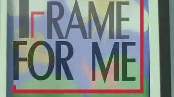 Frame for Me TV Spot - Thumbnail 2