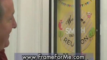 Frame for Me TV Spot - Thumbnail 6