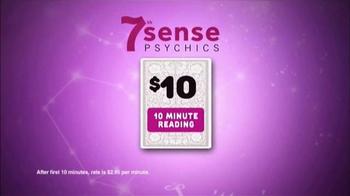 7th Sense Psychics TV Spot, 'The Gift' - Thumbnail 8