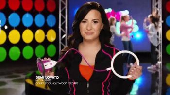 Twister Moves Skip-It TV Spot, 'Time to Move' Featuring Demi Lovato
