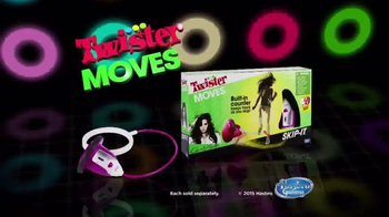 Twister Moves Skip-It TV Spot, 'Time to Move' Featuring Demi Lovato - Thumbnail 8