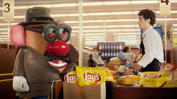 Lay's Classic TV Spot, 'The Potatoheads in Disguise' - 10766 commercial airings