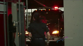Secret Clinical Strength Deodorant TV Spot, 'A Fearless Firefighter'