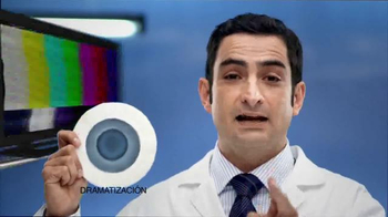 Optical 20/20 Advanced Formula TV Spot, 'Pantallas' [Spanish] - Thumbnail 1