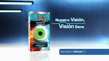 Optical 20/20 Advanced Formula TV Spot, 'Pantallas' [Spanish] - Thumbnail 8