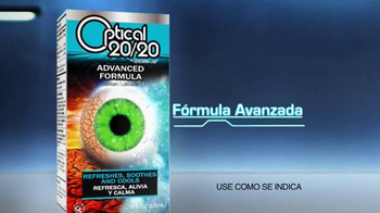 Optical 20/20 Advanced Formula TV Spot, 'Pantallas' [Spanish] - Thumbnail 5