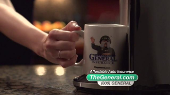 The General TV Spot, 'With Your Cup of Coffee' - 10524 commercial airings