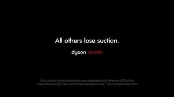 Dyson Cinetic TV Spot, 'Suction' - Thumbnail 7