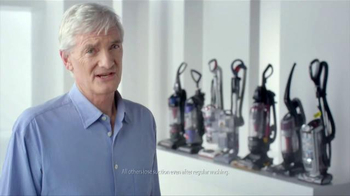 Dyson Cinetic TV Spot, \'Suction\'
