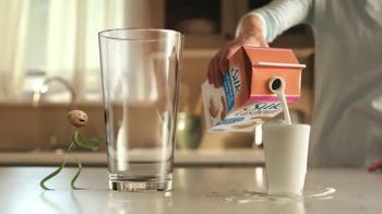 Silk Unsweetened Cashew TV Spot, 'Bigger Glass' - Thumbnail 5
