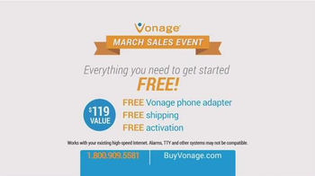 Vonage TV Spot, 'The Family Phone' - Thumbnail 8