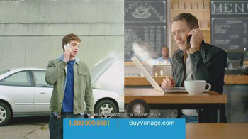 Vonage TV Spot, 'The Family Phone' - Thumbnail 3