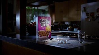 Kellogg's Raisin Bran TV Spot, 'Unlock the Possibilities of Tomorrow' - Thumbnail 9