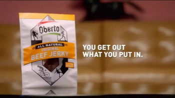 Oh Boy! Oberto TV Spot, 'Little Voice' Ft. Dickie Vitale, Stephen A. Smith - Thumbnail 7