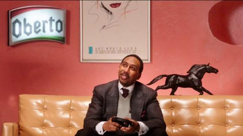 Oh Boy! Oberto TV Spot, 'Little Voice' Ft. Dickie Vitale, Stephen A. Smith