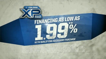 Polaris XP Sales Event TV Spot, 'Put Your Year in Gear' - Thumbnail 5