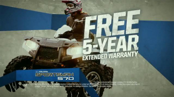 Polaris XP Sales Event TV Spot, 'Put Your Year in Gear' - Thumbnail 7