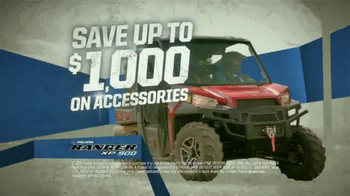 Polaris XP Sales Event TV Spot, 'Put Your Year in Gear' - Thumbnail 8