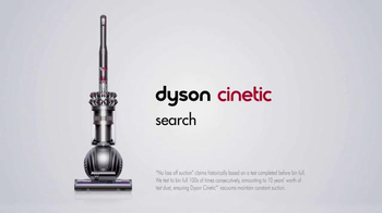 Dyson Cinetic TV Spot, 'Everything Else is History' - Thumbnail 9