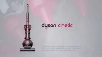 Dyson Cinetic TV Spot, 'Everything Else is History' - Thumbnail 8